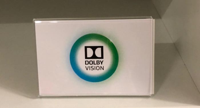 Mai HE Panasonic DP-UB9004 Dolby Vision