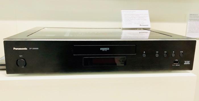 Mai HE Panasonic DP-UB9004 Front