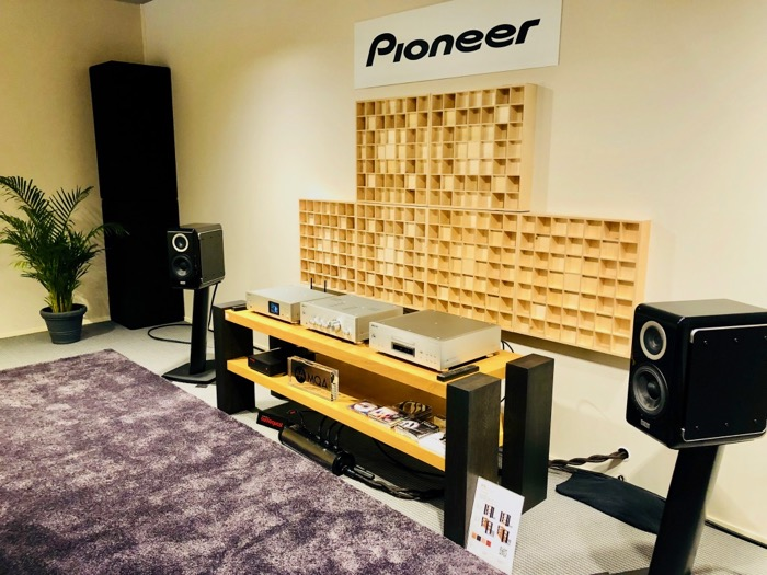 Mai HE Pioneer Setup