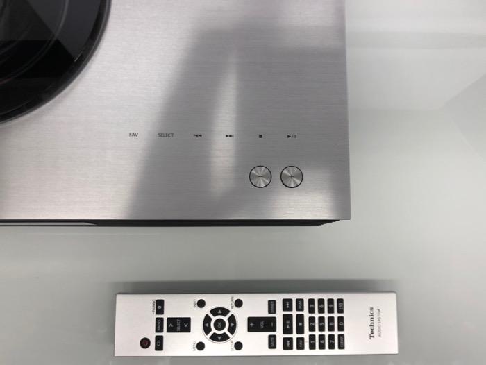 Technics AIO Remote
