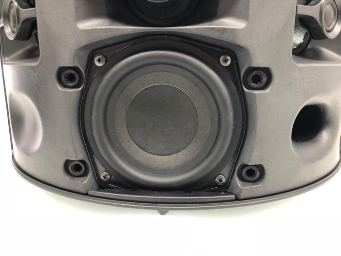 Technics WL Speaker bass