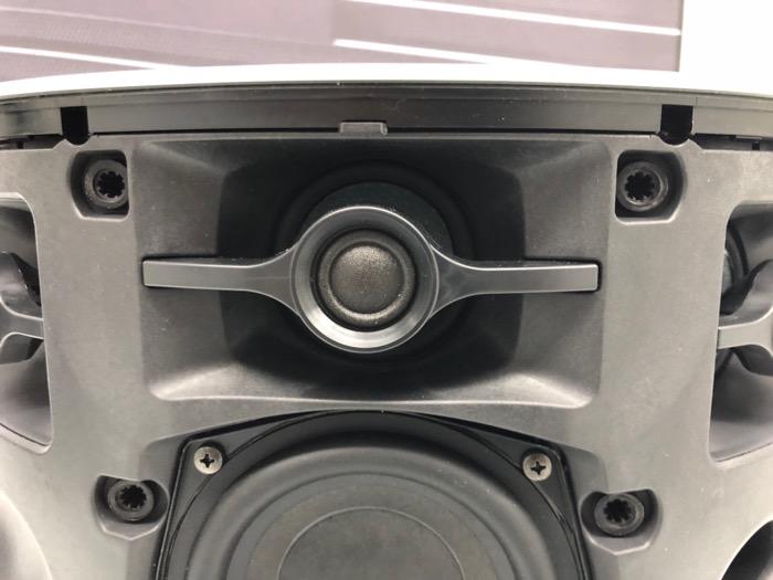 Technics WL Speaker koax