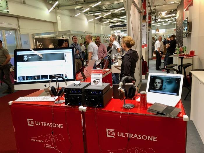 Ultrasone ED15 Hoerstation komplett