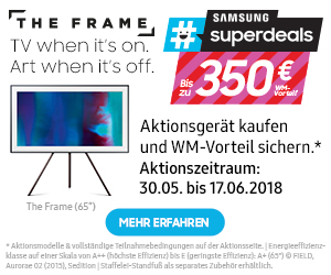 Samsung Superdeals QLED The Frame