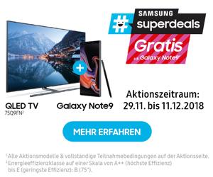 Samsung Superdeals QLED 8K