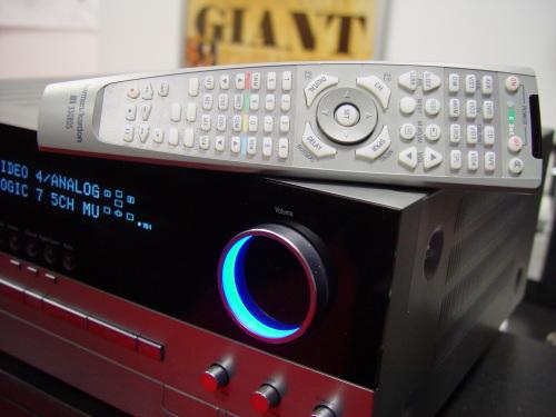 V]: Harman Kardon AVR 130 AV Receiver + Sony BluRay Player BDP S360
