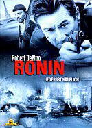 "DVD - Cover ""Ronin"""