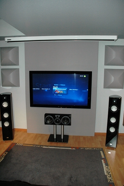 area dvd hardware rtfs raumakustik element f r flachbild tv vor endstufe. Black Bedroom Furniture Sets. Home Design Ideas