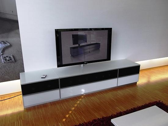 AREA DVD Hardware Spectral Catena mit Canton Soundsystem