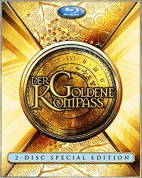 """AREA DVD: Blu-ray Disc-Review """"Der Goldene Kompass"""""""