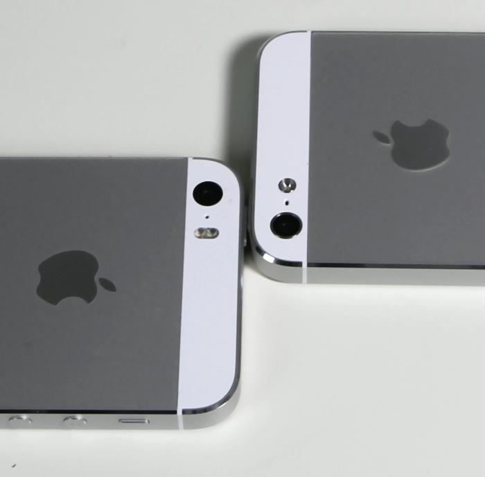 Apple iPhone5S Blitz