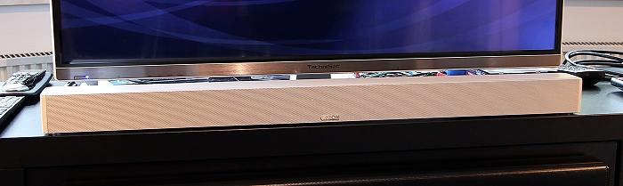Canton DM900 Soundbar Front2