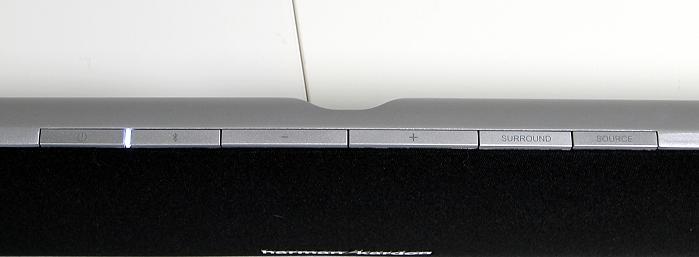 HarmanKardon Sabre SB35 Soundbar Bedienelemente Oberseite