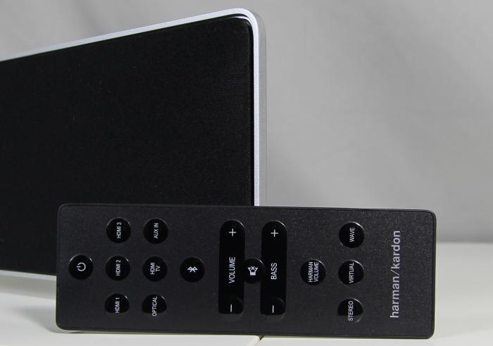 HarmanKardon Sabre SB35 Soundbar Fernbedienung