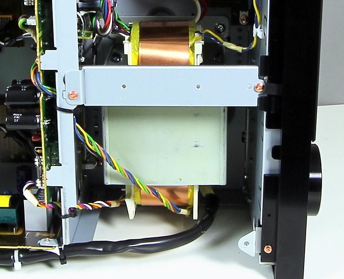 Pioneer SC-LX87 Innenleben2
