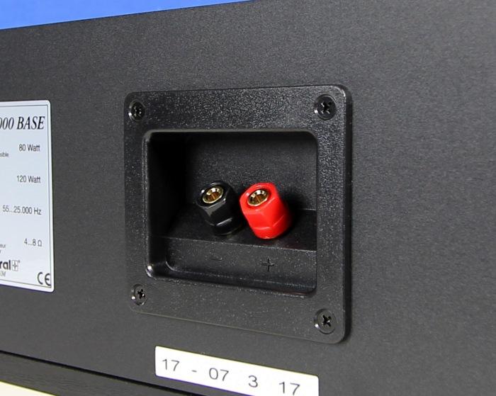 Quadral Ferrum 7000 Set Base Anschluesse