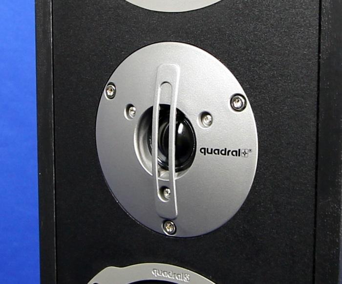 Quadral Ferrum 7000 Set Front Hochtoener