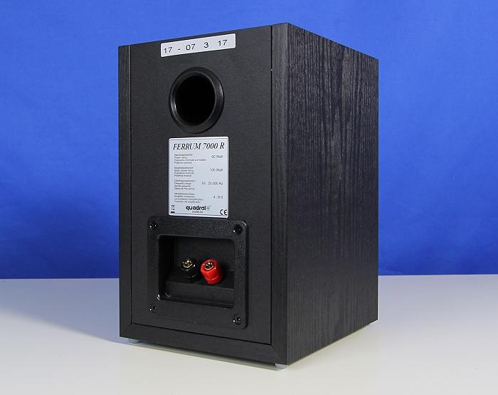Quadral Ferrum 7000 Set Rear Rueckseite Seitlich