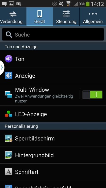 Samsung Galaxy Note 3 Screenshot 27