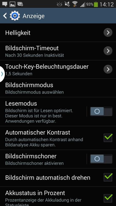 Samsung Galaxy Note 3 Screenshot 28