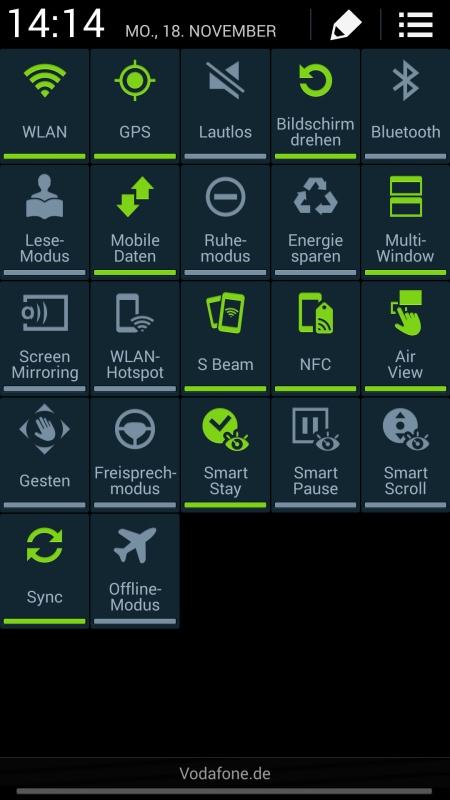 Samsung Galaxy Note 3 Screenshot 34