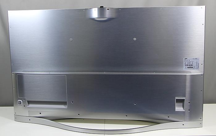 Samsung UE55F8590 Rueckseite Seitlich1