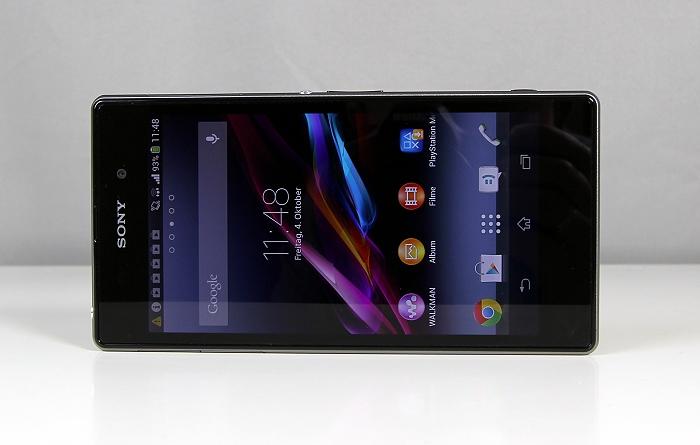 Sony Xperia Z1 Front4