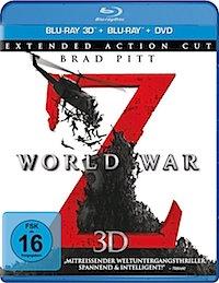 World War Z Blu-ray 3D