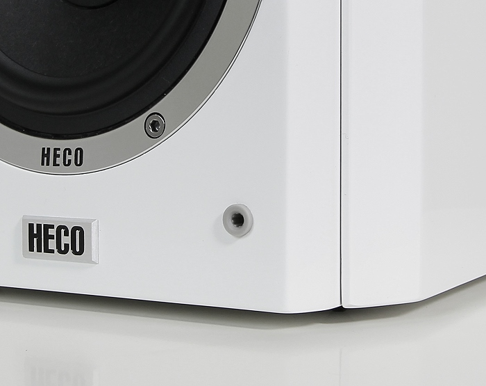 Heco Aleva GT 202 Aufnahme LS Abdeckung