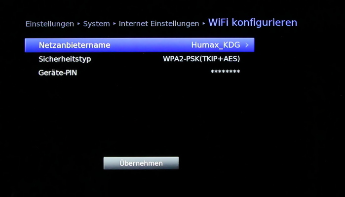Humax HD Nano Connect Replay Bundle Menuebild3