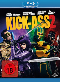 Kick-Ass 2 (Blu-ray Disc)