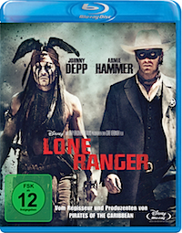 Lone Ranger (Blu-ray Disc)