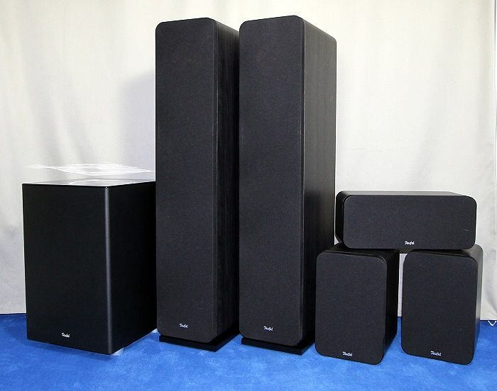 Teufel Ultima 40 Surround Gruppenbild1