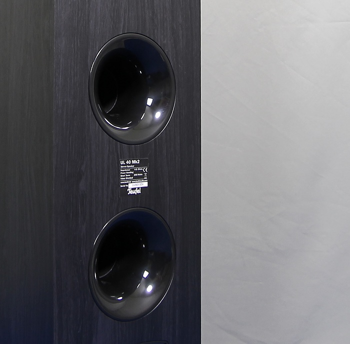 Teufel Ultima 40 Surround UL40Mk2 Bassreflexrohre