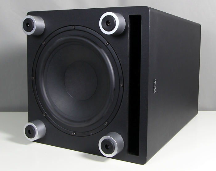 Teufel Ultima 40 Surround US2110 Unterseite
