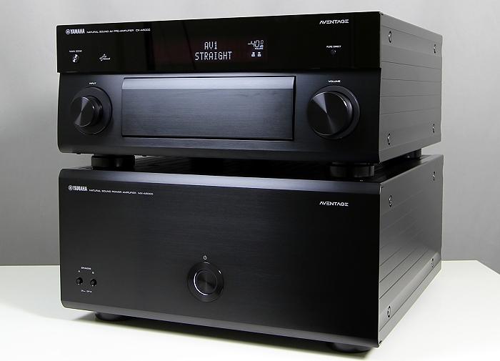 Yamaha CX-A5000 MX-A5000 Gruppenbild2
