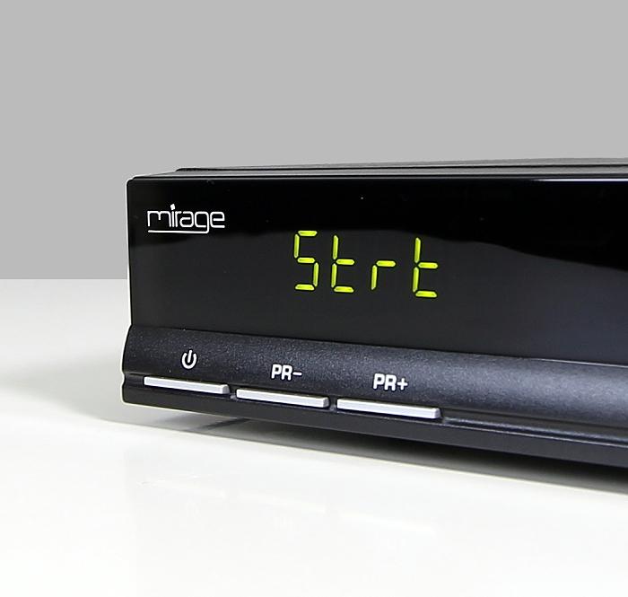 mirage Avanit SHD5+ Bedienelemente Display3