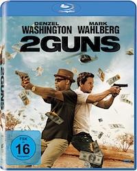 2 Guns Blu-ray Disc