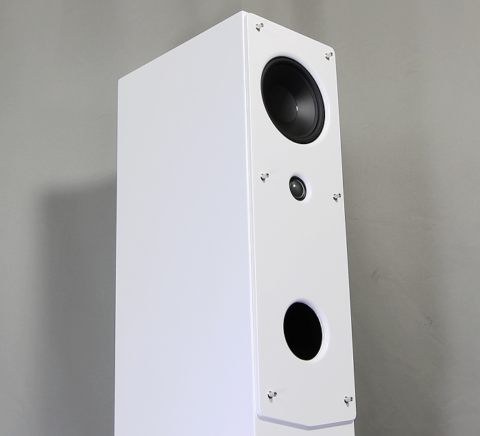 Advance Acoustic Kubik K7S Bestueckung