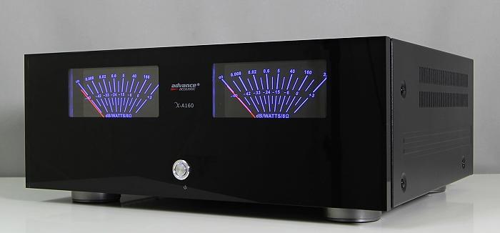 Advance Acoustic X-A160 Front Seitlich2