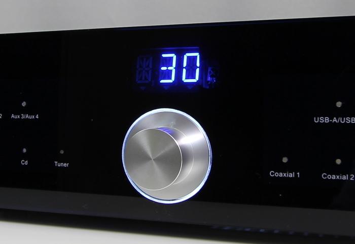 Advance Acoustic X-i60 Display Drehregler