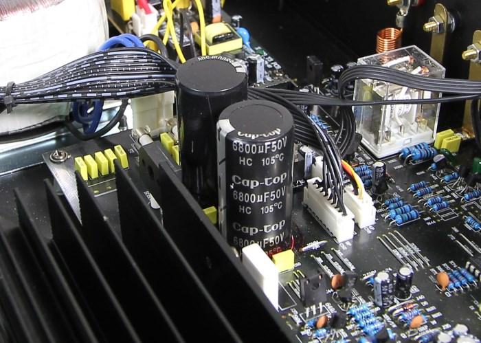 Advance Acoustic X-i60 Innenleben3
