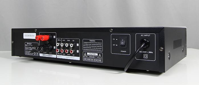 Auna AVR-CD508-BT Rueckseite Seitlich3