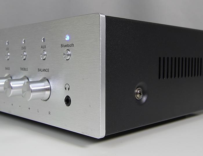 Auna AVR-CD508-BT Verarbeitung