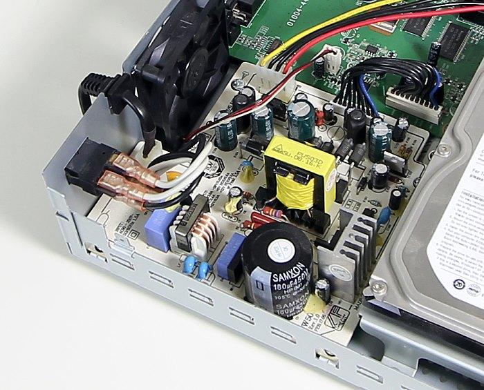 Humax DVR-9900C Innenleben2