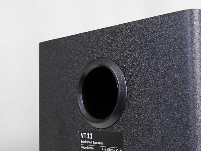 Teufel Kombo22 VT11 Bassreflexrohr1
