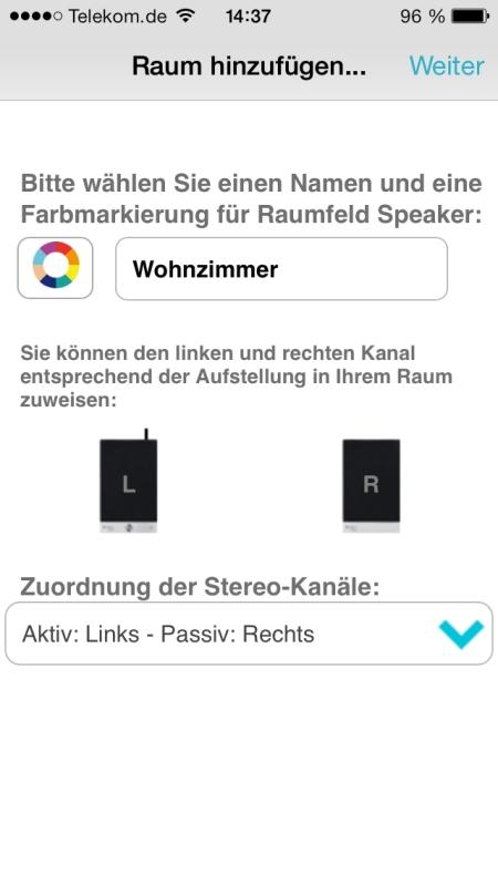 Teufel Raumfeld Cube App3