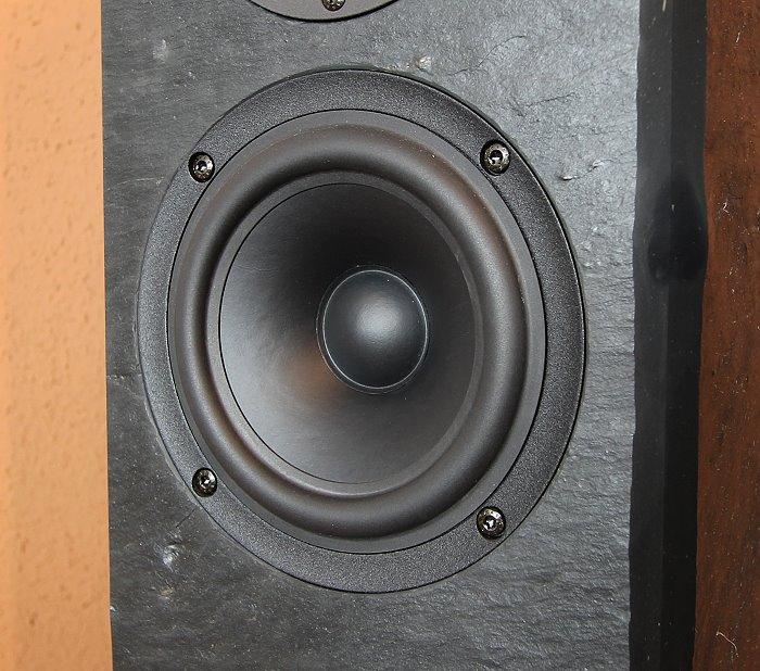 Valeria Audio RIA VG 2.1 Tiefmitteltoener