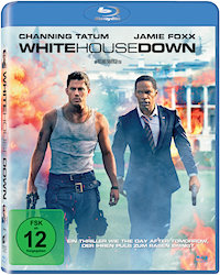 White House Down Blu-ray Disc