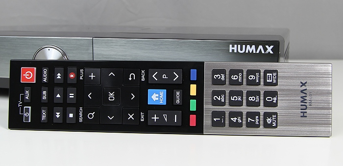 Humax iCord Evolution Fernbedienung1